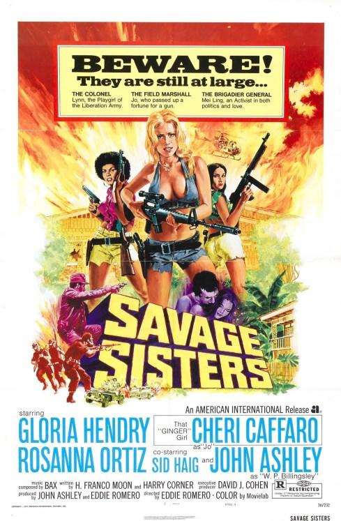 savage-sisters-poster